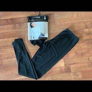 Cuddl Duds Long Sleeve Crew Top & Pants Bundle